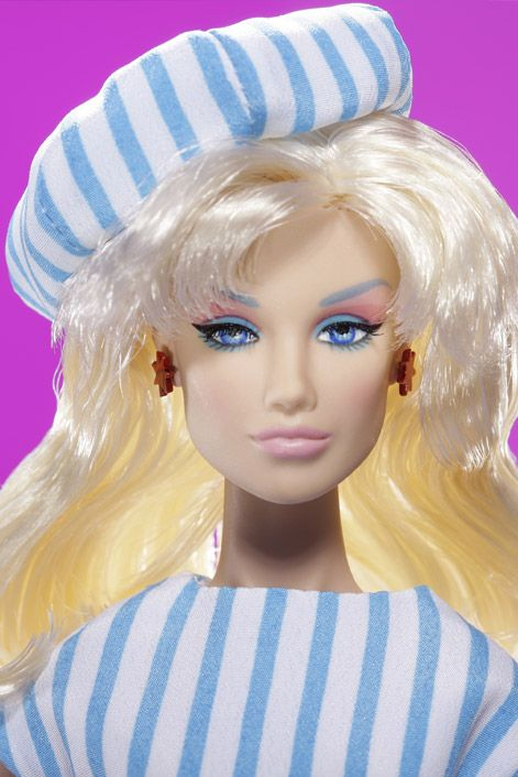 Jerrica Benton Jem and the Holograms doll by Integrity Toys. The first stand alone Jerrica doll ever. From the first wave of Integrity's Jem line, released in 2012. Original retail - 119 dollars. #jemdoll