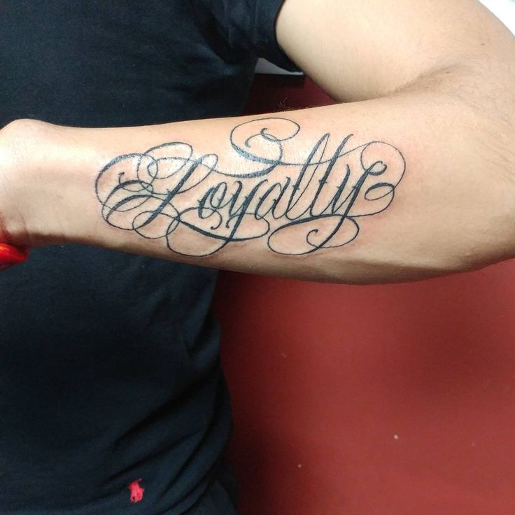 Loyalty Tatoo: 18 Best Family Loyalty Tattoos For Girls Images On