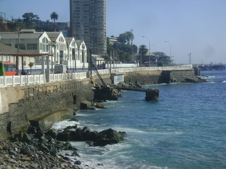 sector costero, asmar! Valparaiso Chile