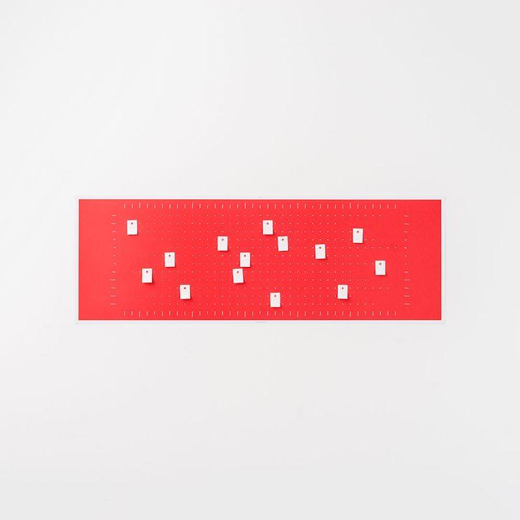 Wall Calendar 2016 Shiny Red - Populäre Produkte | Shop