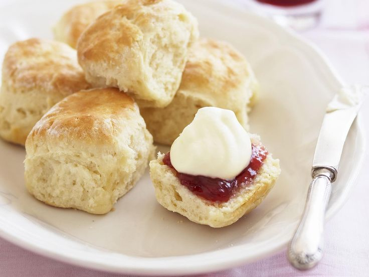 gluten-free flour is not enough on its own. This gluten-free scones ...