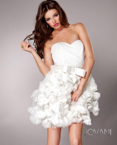 8 best Sorority Formals images on Pinterest | Short wedding gowns ...
