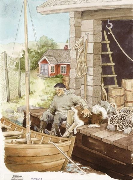 art by inge Look images | Inge Look и её неунывающие старушки » Фото ...