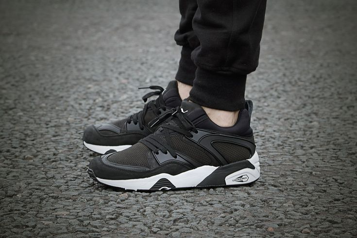 http://www.kicksonfire.com/2015/01/26/puma-disc-blaze-blackout/ | Things to  Wear | Pinterest | Pumas, Puma sneakers and Black