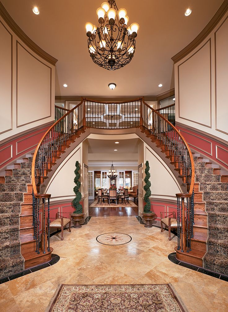 Foyer Colors Uk : Must see two story foyer