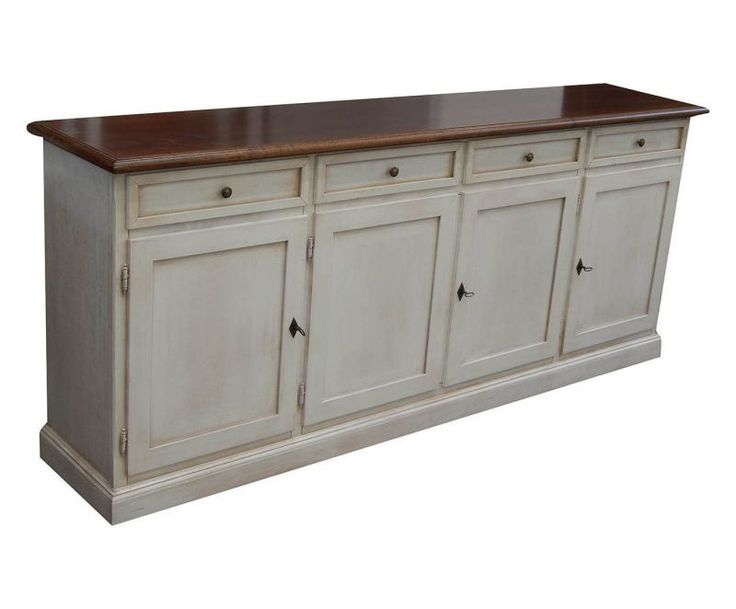 17 best images about credenze e madie shabby chic on for Credenza shabby chic online