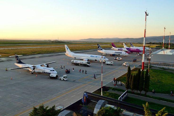 Trafic istoric înregistrat de Aeroportul Internațional Iași în 2016