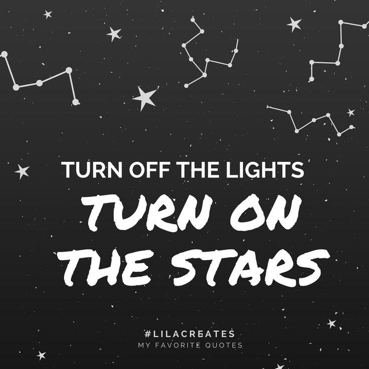 Eine klarer Sternenhimmel am Land, kein Licht rundherum zu sehen, keine Menschenseele. Ganz allein mit den Sternen.