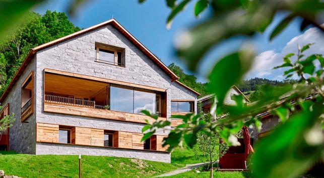 Casa de vacanta din Austria - terapie de relaxare- Inspiratie in amenajarea casei - www.povesteacasei.ro