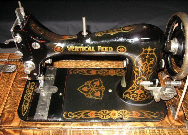 davis sewing machine co