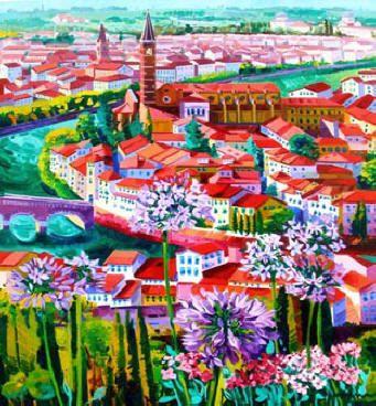 Athos Faccincani: I love this artist!