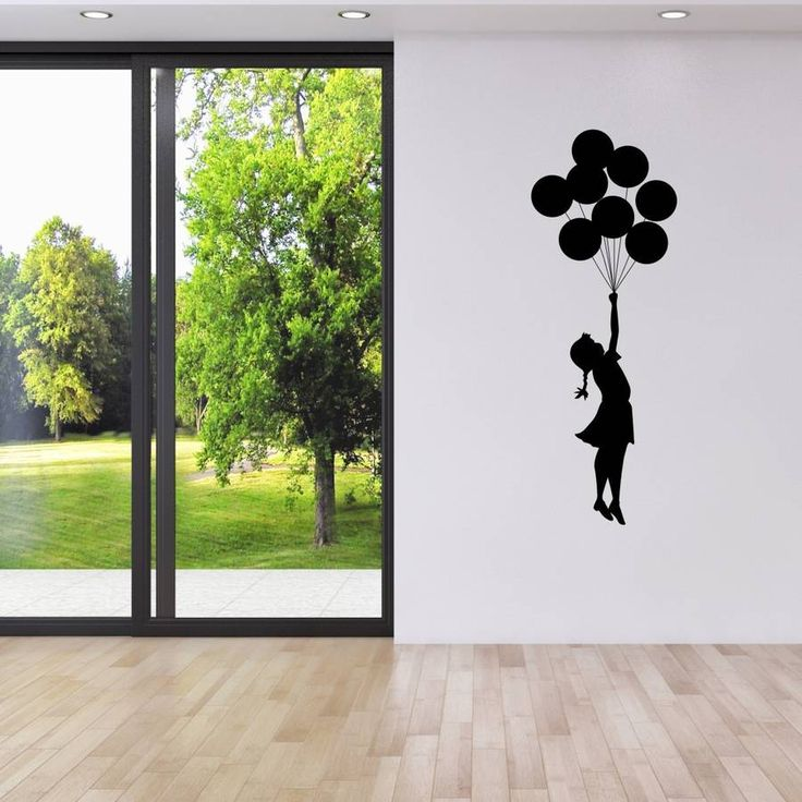 Are you interested in our Banksy Wall Sticker? With our Banksy Escapism Wall Stickers you need look no further.