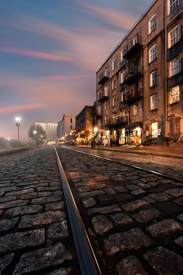 River Street, Savannah, Georgia - this is our next vacation destination in 2014                                                                                                                                                                                 More
