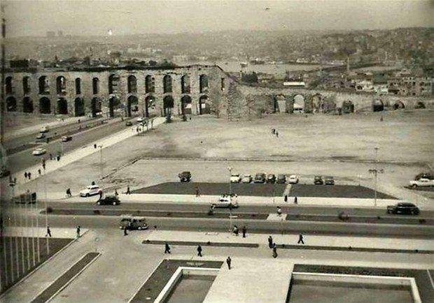 İşte hiç görmediğiniz eski İstanbul fotoğrafları...