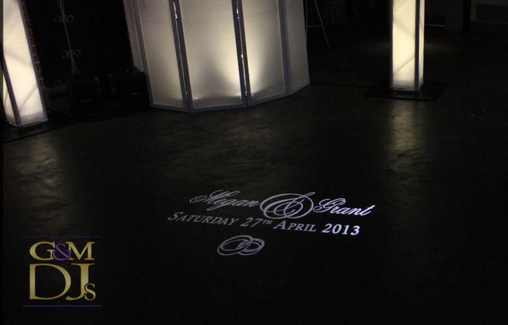 Custom Monogram at Sirromet Wines  | G&M DJs | Magnifique Weddings #gmdjs #magnifiqueweddings #custommonogram #weddingsatsirromet #sirrometwinery @SirrometWines @gmdjs