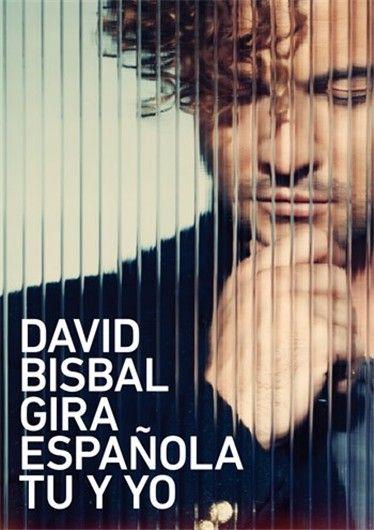 David Bisbal y las entradas de su gira de conciertos de
