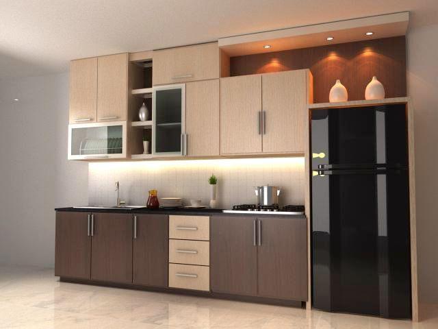 Kitchen Set pesanan Ibu Nunung