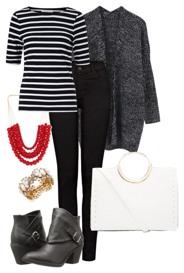 """Office Casual #117"" by amooshadow on Polyvore featuring J Brand, Blowfish, John Lewis, New Look and 117"