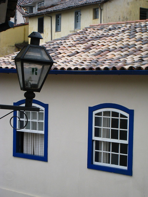 Ouro Preto Lamp, Minas Gerais, Brazil by betta design, via Flickr