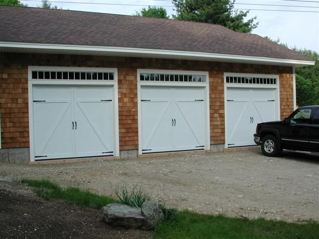 16 Best Windows Above Garage Door Images On Pinterest