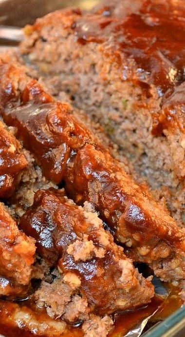 Crock-Pot Moist Meatloaf