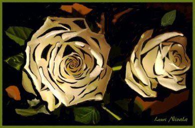 Taiteellinen ruusu