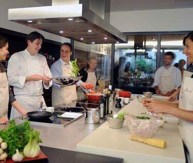 Ecole de cuisine alain ducasse in paris vacation ideas for Alain ducasse ecole de cuisine