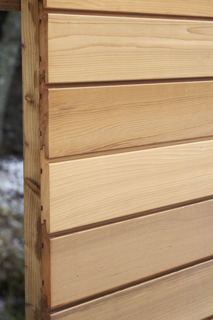 Russwood's Architect Select Western Red Cedar Cladding is the ideal choice for a flawless look combined with excellent durability & dimensional stability.