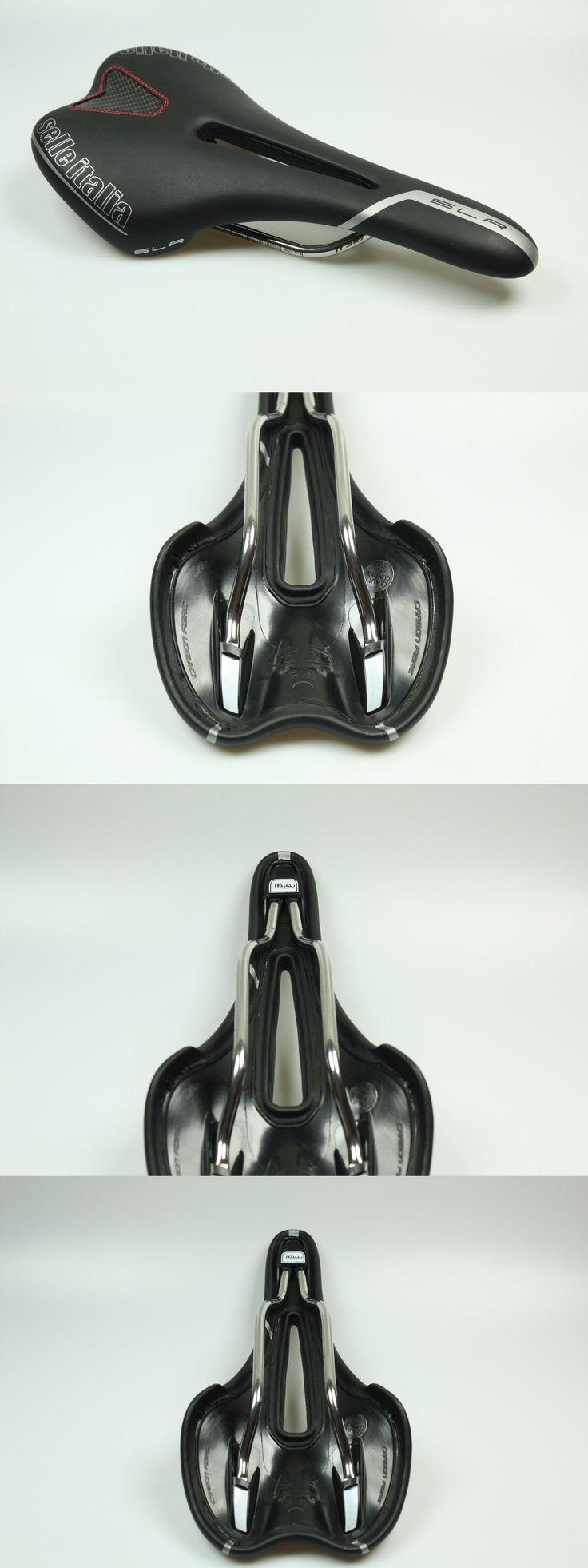 Saddles Seats 177822: Selle Italia Bicycle Saddle Slr Flow Titanium - Black - 215G -> BUY IT NOW ONLY: $89.94 on eBay!