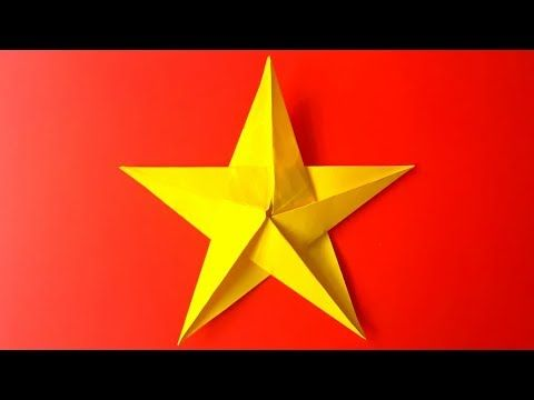 Como Hacer Una Estrella De Papel De 5 Puntas 5 Point Paper Origami Star Youtube Estrellas De Origami Estrellas De Papel Estrellas De Papel Navidad