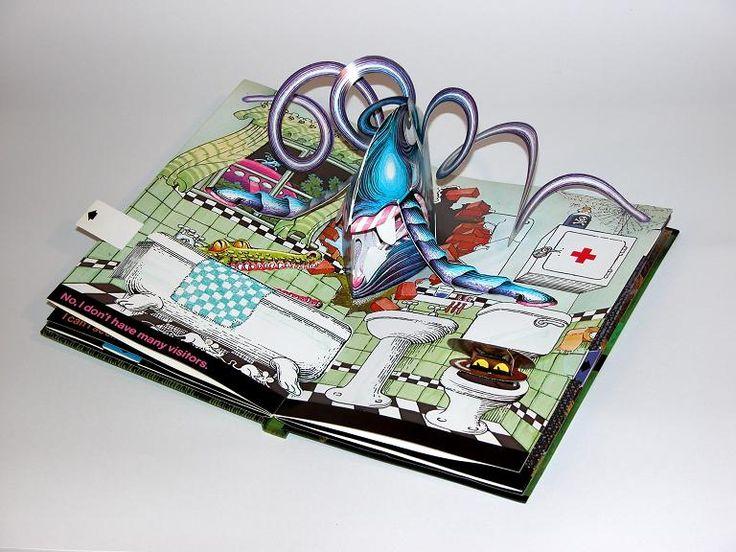 Recursos para bibliotecas infantiles y juveniles: Los pop-up y otros libros móviles