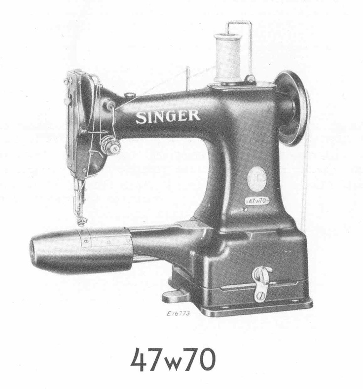 industrial sewing machine nyc