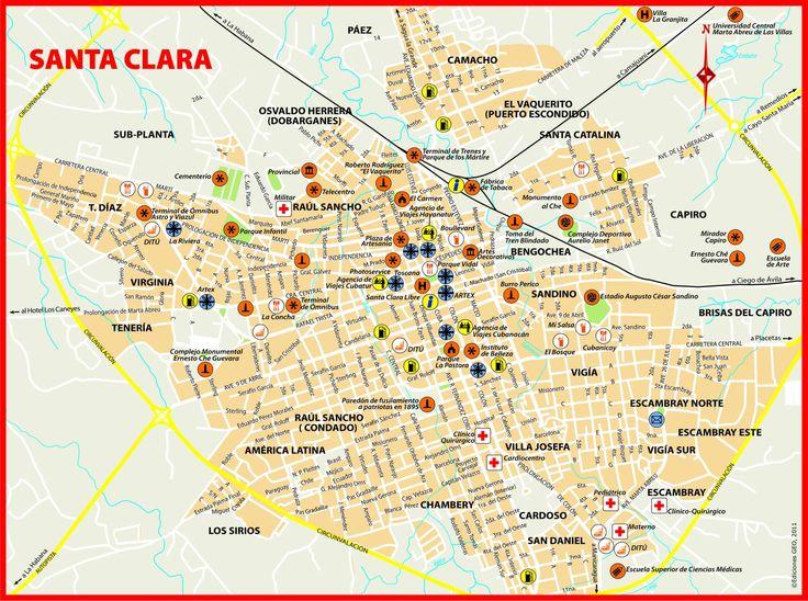 Ms de 25 ideas increbles sobre mapa de Cuba en Pinterest  mapa