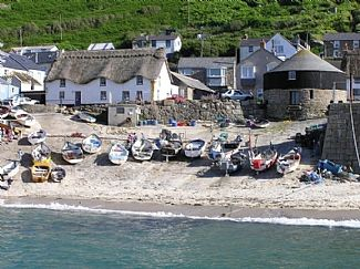 Holiday Cottage in Sennen Cove, Cornwall, England E9592