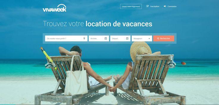 Locations de vacances : Vivaweek lance son nouveau site web #Tourisme_Voyages