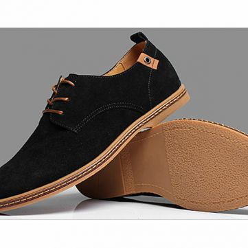 Casual Business Gray Tide Leather Shoes I want these shoes ... Lol