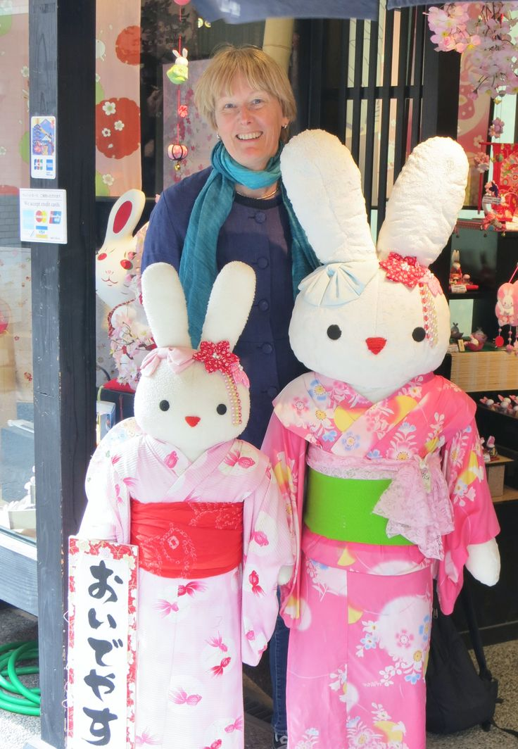 Elise Nilsson in Japan