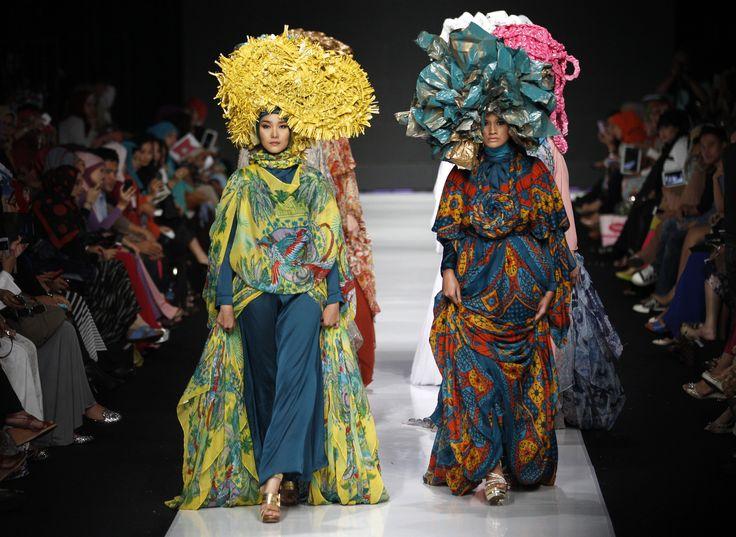 #Indonesian #Fashion Week 2013