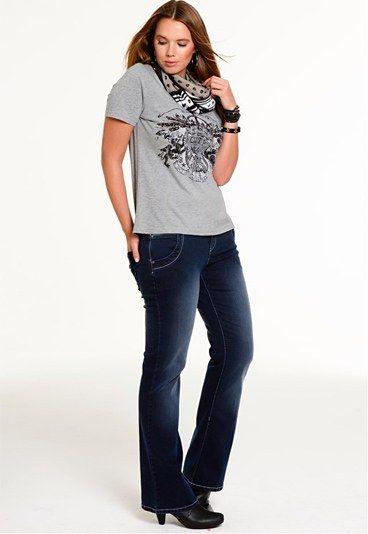 Jeans & Hosen - Dicke Oberschenkel kaschieren: Tipps & Tricks