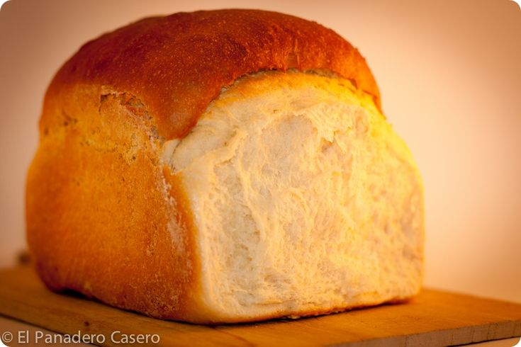 Pan de leche con Tang Zhong o Water Roux | El panadero Casero