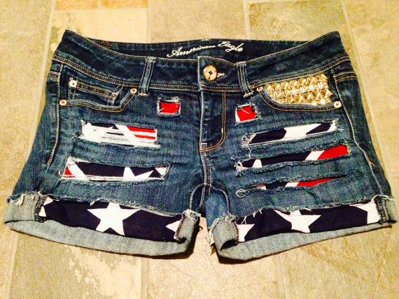 Sale READY TO SHIP Size 8 Rebel Flag Custom by DesignedByTwo