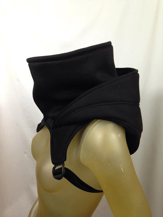 SubZero Rogue Cowl par Crisiswear sur Etsy, $60.00