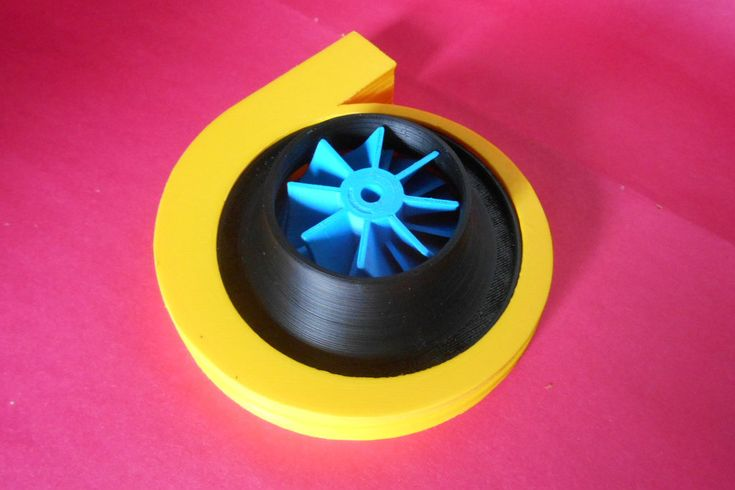 centrifugal compressor by TanyaAkinora.