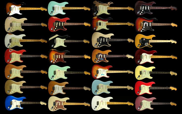 Fender Stratocaster Wallpaper | Guitar Fender Wallpaper ...