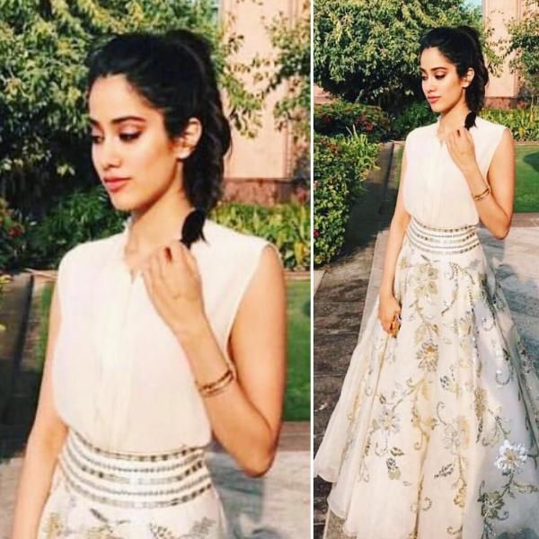 Sridevi, Anil, Sonam, Arjun, Jhanvi, Kushi and more here is what the Kapoor's wore at a family wedding! | PINKVILLA