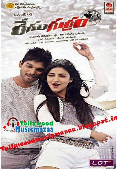 Race Gurram (2014) Telugu Movie Mp3 Songs Free Download | Songspk