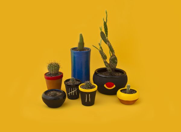 CACTI project. by Diego Prestes, via Behance