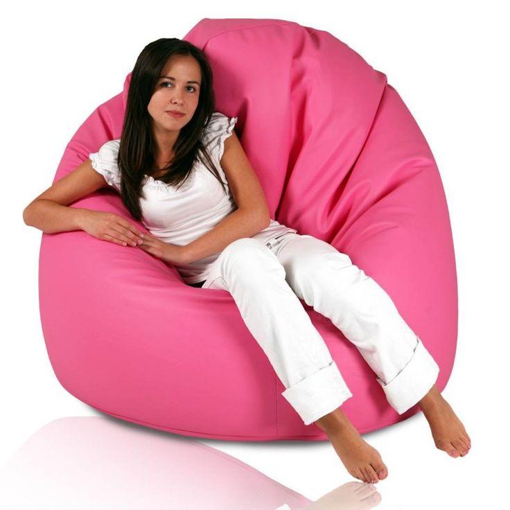 #giga #sako różowy do #pokoju #młodzieżowego lub do #salonu jako wygodne #siedzisko do oglądania TV