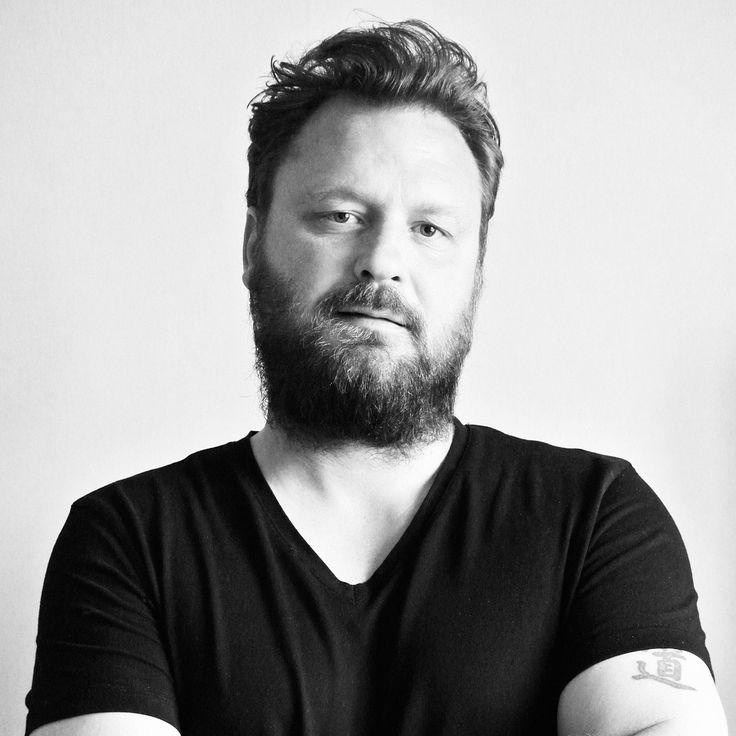 The designer behind the In between design, Sami Kallio.