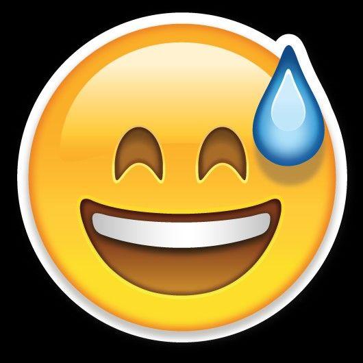 Knitting Smiley Emoticon